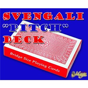 Svengali Pitch Deck