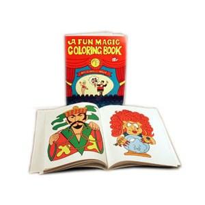 Coloring Bookmagic Royal Fun Incorporated - Coloring-book-fun