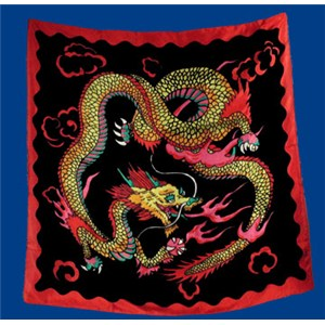 "Dragon Silk - 36"" Silks / Stage / Parlor Magic Trick"