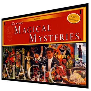 Classic Magical Mysteries - FM 140 - Mental / Close Up / Cards / Street / Stage / Beginner / Kits & Sets Magic Trick