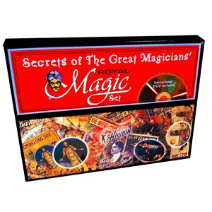 Secrets of the Great Magicians' Magic Set