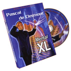 Mental XL DVD by Pascal de Clermont