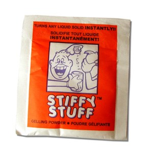 Stiffy Stuff - Single Use Slush Powder