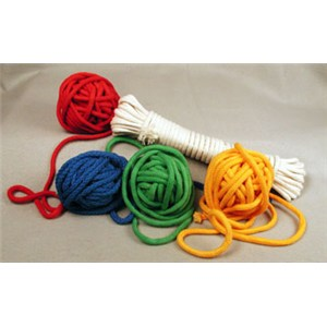 Rope - Soft - Red