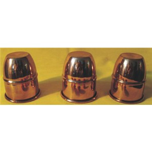 Combo Cups & Balls Set - Copper