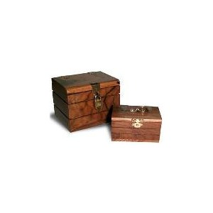 Double Lock Box