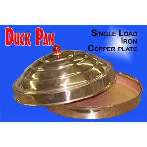 Duck Pan Copper Finish