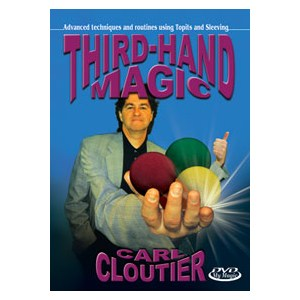 Third-Hand Magic DVD - Carl Cloutier
