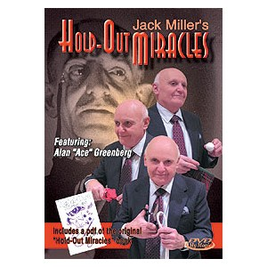 Hold - Out Miracles - Jack Miller DVD