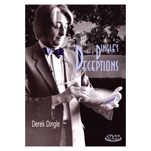 Dingle's Deceptions DVD