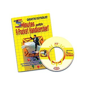 5 Minutes with a Pocket Handkerchief  DVD