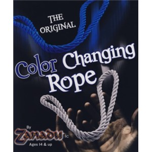 Zanadu Color-Changing Rope - Close Up Magic Trick