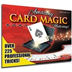 Magic Set, Amazing Card Magic Kit - FM 640, Royal