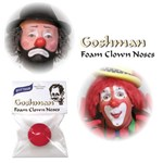 "Clown Nose - 2"" Red by Goshman"
