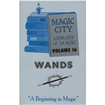 Wands Book - Magic City # 16