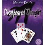 Disappeared Thought Mathieu Bich