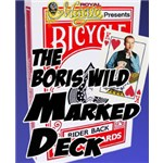 Boris Wild's Marked Deck - Bicycle