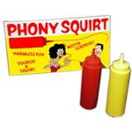 Phony Squirt Mustard or Catsup