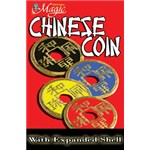Expanded Chinese Shell W/Coin - Black