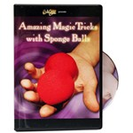 Amazing Magic with Sponge Balls DVD