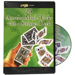 Amazing Magic with a Stripper Deck DVD