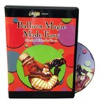 Balloon Magic Made Easy - DVD