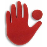 Big Red Hand, The - Magic by Gosh