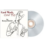 Card Work Card Play CD - Kostya Kimlat