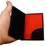 Z Fold Wallet - Genuine Leather