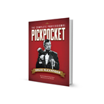 The Complete Professional Pickpocket, David Alexander
