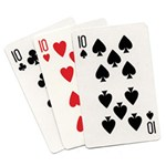 Three Card Monte - Regular