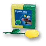 napkin-rose-yellow