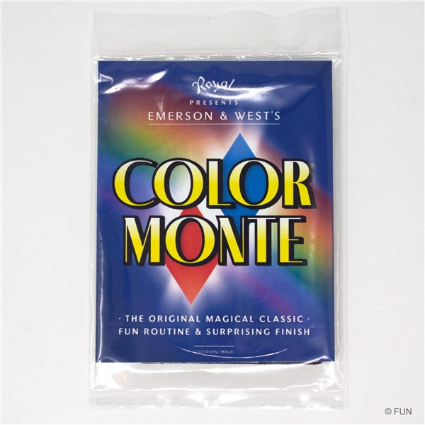 Color Monte in package