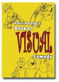 Visual Comedy, Book of - Pat Page
