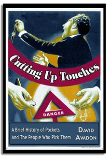 Cutting Up Touches - David Avadon