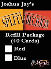 Split Decision Refill Pack