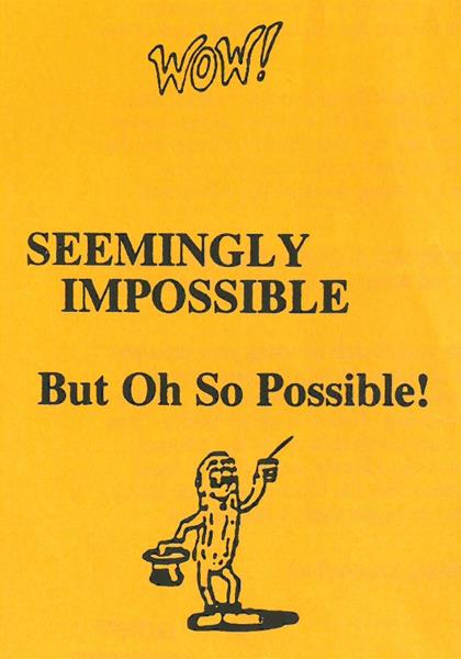 impossible--seemingly