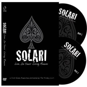 Solari - Live in Your Living Room DVD
