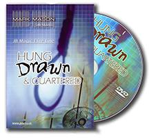 Hung Drawn & Quartered - Mark Mason DVD