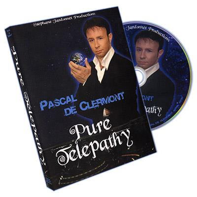 Pure Telepathy DVD by Pascal de Clermont