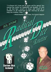 Radical Dice Routine DVD Sol Stone