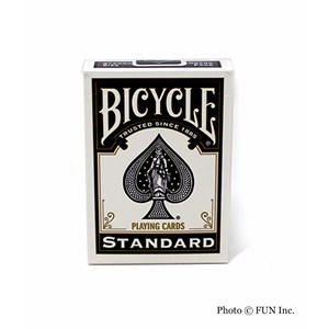 Bicycle Black Standard deck