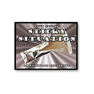 Sticky Situation - Andy Leviss
