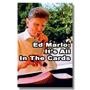 Ed Marlo DVD It's all in the Cards