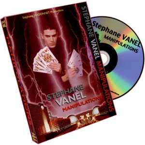Manipulations DVD by Stephane Vanel