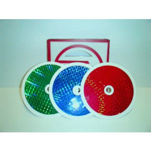 Color Changing CD - India