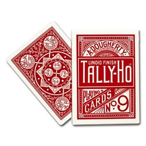 Tally-Ho, Fan Back