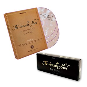 The Invisible Hand Set - Device and 3 DVDs