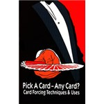 Pick A Card - Any Card? - Forcing Book