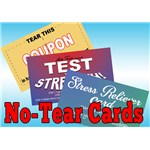 No-Tear Cards